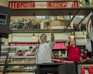 "Carlo's Bakery of the hit TV show ""Cake Boss"" on TLC debuted MetTel Wi-Fi Analytics, designed to elevate the customer experience with digital behavioral insights."